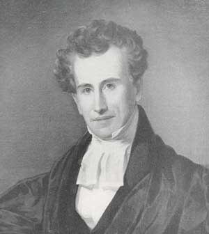 William Augustus Muhlenberg - Muhlenberg as a young man