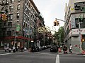 Mulberry and Kenmare Streets, Little Italy, Manhattan, New York (7237381450).jpg