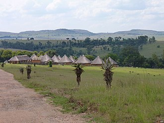 Muldersdrift - Muldersdrift is home to a large hospitality industry