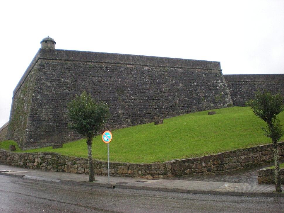 Murallas de salvaterra