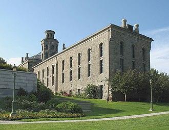 Charles Baillairgé - Image: Musée Québec Prison