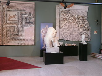 Archaeological Museum (Milan) - Image: Museo archeologico milano 1