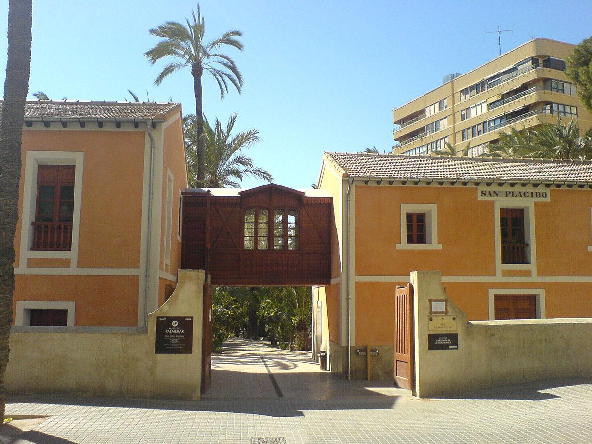 Museo del palmeral wikipedia la enciclopedia libre for K oba mobiliario elche