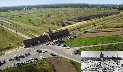 Auschwitz Karte.Kz Auschwitz Birkenau Wikiwand