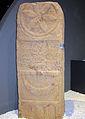 Museum of Prehistory and Archaeology of Cantabria 06 - Stele for Valerio Quadrato (Monte Cildá).JPG
