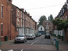 Myrtle Avenue, Forest Fields - geograph.org.uk - 1408869.jpg
