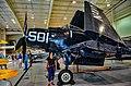 N23827 1949 Douglas AD-4 Skyraider 123827 (VA-195 Dam Busters) (43415046790).jpg