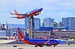 N922WN Southwest Airlines 2008 Boeing 737-7H4 (cn 32461-2620) (10162079383).jpg