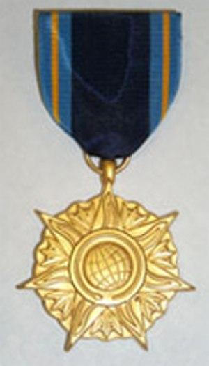 NASA Distinguished Public Service Medal - Image: NASA Distinguished Public Service Medal