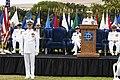 NAVFAC EXWC Change of Command ceremony, Naval Base Ventura County, Port Hueneme, Calif. - July 26, 2013 (9410351921).jpg