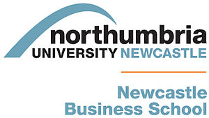 Newcastle Business School - Image: NBS Logo stacked