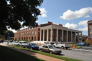 Kent County, Delaware - The new courthouse