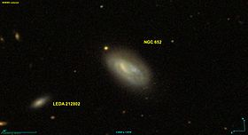 Image illustrative de l'article NGC 652