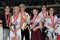 NHK Trophy 2009 Ice Dancing Podium.jpg