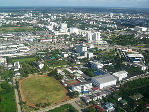 Überblick Nakhon Ratchasima