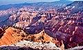 NOT the Grand Canyon, Cedar Breaks National Monument, UT 9-09 (14806243107).jpg
