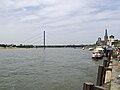 NRW, Düsseldorf - Oberkasseler bridge 02.jpg
