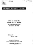 NTSB Report, Japan Air Lines Flight 813.pdf