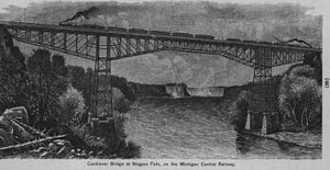 Niagara Cantilever Bridge