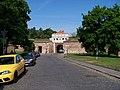 Na Pankráci, Táborská brána.jpg