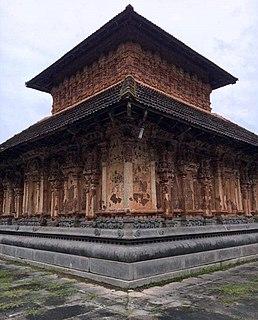 Nadapuram Iringannur Siva Temple Hindu temple in Kerala, India