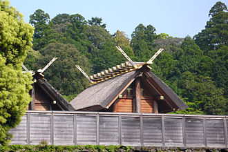 Ise Grand Shrine - Naikū, Ise Shrine.