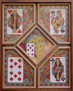 Nain Jaune French card game