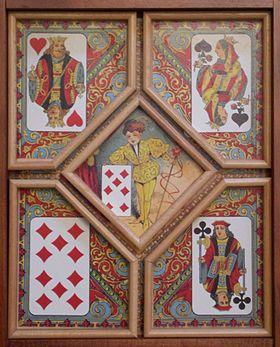Ce jeu appartient au domaine public Date de 1re édition vers 1760 Formats jeu de cartes tableau Mécanisme défausse Joueur(s) 3 à 8 Âge à partir de 7 ans Durée annoncée environ 30 min