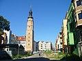 Najwyższa na Śląsku (druga w Polsce) ratuszowa wieża - panoramio.jpg