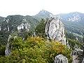 Najznámejšia vyhľiadka zo Súlovského hradu - panoramio.jpg
