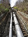 Nakabusa V power station penstock.jpg