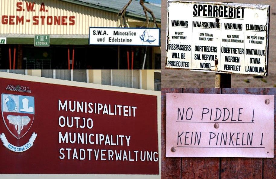 NamibiaMehrsprachigkeit