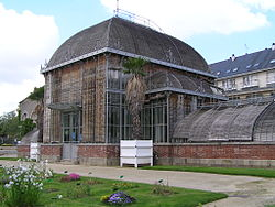 jardin des plantes de nantes wikipedia. Black Bedroom Furniture Sets. Home Design Ideas