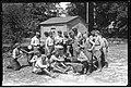 Narcyz Witczak-Witaczyński - Grupa szkolna motocyklowa w koszarach w Garwolinie (107-896-7).jpg