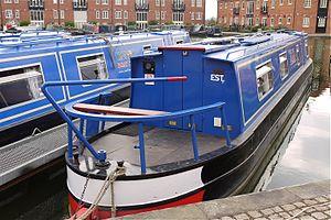 Narrow Boats at Market Harborough - 001 - Flickr - mick - Lumix.jpg