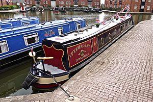 Narrow Boats at Market Harborough - 002 - Flickr - mick - Lumix.jpg