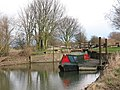 Narrowboat at Cottingwith Lock.jpg