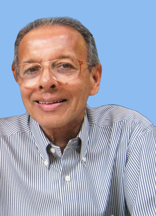 Nasir Ahmed, the inventor of the discrete cosine transform (DCT), which he first proposed in 1972. Nasir Ahmed.png