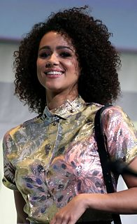 Nathalie Emmanuel English actress
