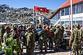 Nathu La Pass - Indian Army Dancing with Civilians.jpg