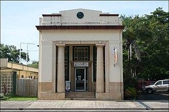 National Bank of Australasia Building, Mossman - National Bank of Australasia Building, 2009