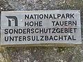 Nationalpark Hohe Tauern Sonderschutzgebiet Untersulzbachtal.jpg