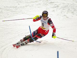 Natko Zrnčić-Dim Croatian alpine skier