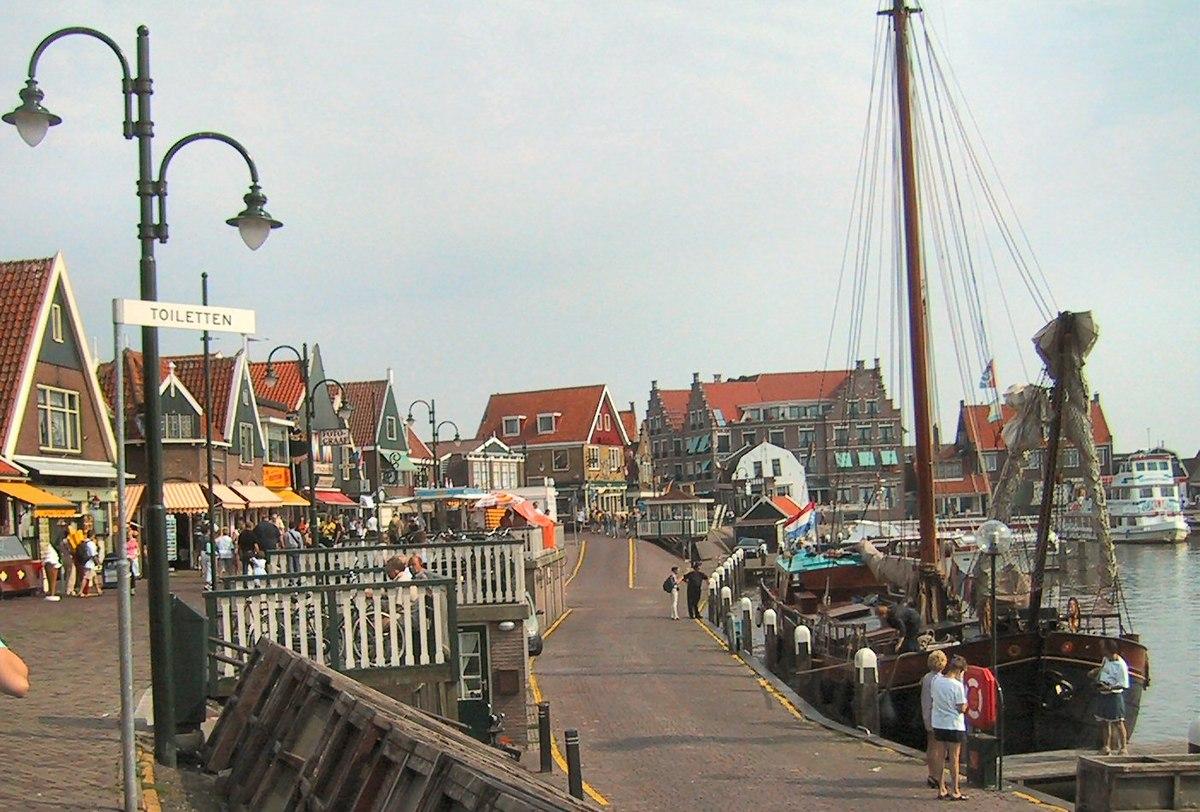 Holland And Holland >> Volendam - Wikipedia