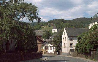 Neidenfels - Neidenfels, view of the municipality
