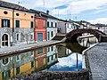 Nel centro storico di Comacchio - Ponte San Pietro.jpg