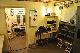 Netherlands, The Hague (Scheveningen), Atlantic Wall Museum (3).JPG