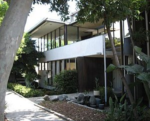 Cal Poly Pomona College of Environmental Design - Neutra VDL House