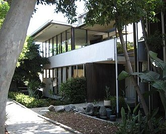 Cal Poly Pomona College of Environmental Design - Neutra VDL House