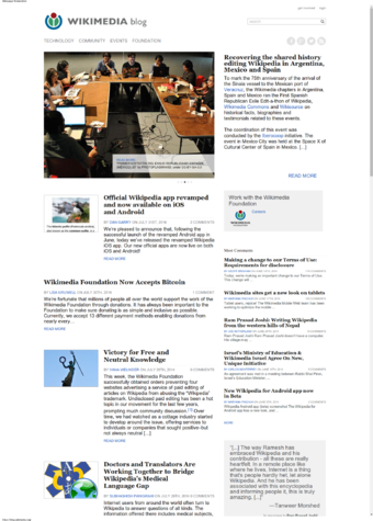 New Wikimedia blog, July 31, 2014.png